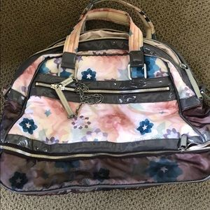 Stella McCartney for LeSportsac weekender bag